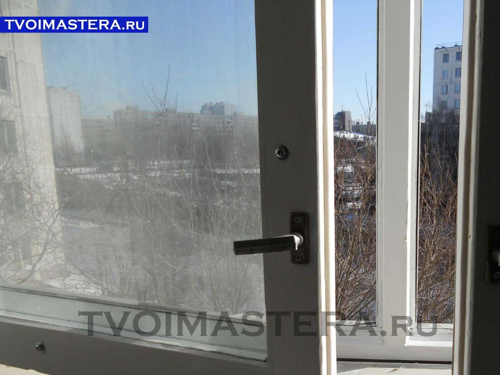 Ремонт и реставрация деревянных окон